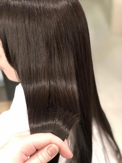 アロマヘッドスパ25分+トリートメント+前髪カットor眉カット