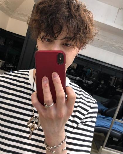 トップスタイリスト細川勇輝のメンズヘアスタイル・髪型