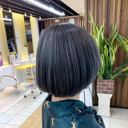 🌸髪のお手入れ🌸カット+潤いトリートメント🌸