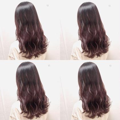 💗グラデーションカラー➕髪質に合わせたシャンプー➕8stepハホニコオリジナルさら艶トリートメント💗