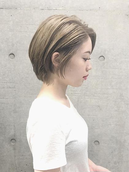 🔰ご新規様限定🔰カラー+キューティクル補修トリートメント❣️前髪カットとトリミングカット無料❣️