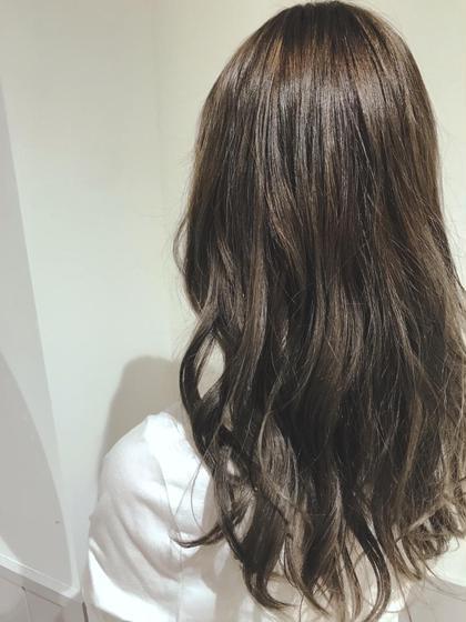 [ミニモ限定]透け感抜群イルミナカラー+トリミングカット✨🦋