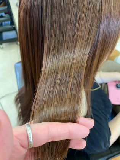 【❄️1月限定価格❄️】話題の髪質改善😳‼️酸熱トリートメント✨✨