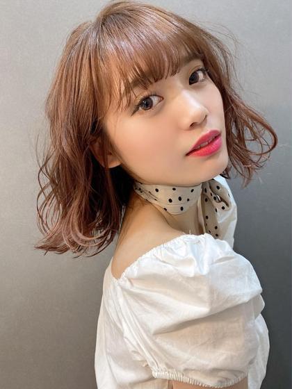 [人気No3]イルミナカラー+前髪カット+うるつやトリートメント♪9060円