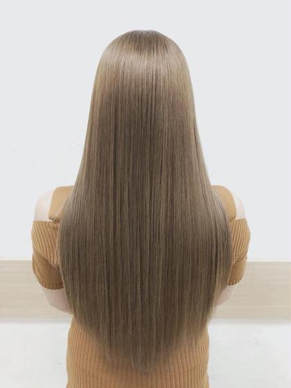 <💎髪質改善酸熱ケラチントリートメント>極上髪エステ⭐️⭐️