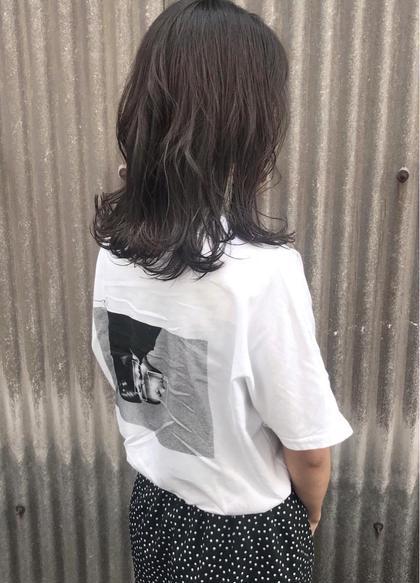PAUSE所属・粉川菜月のスタイル