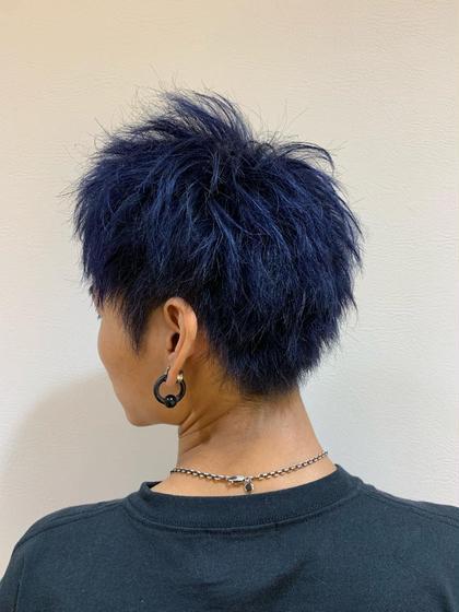 NYNY Mothers 姫路南店所属の越智咲穂のヘアカタログ