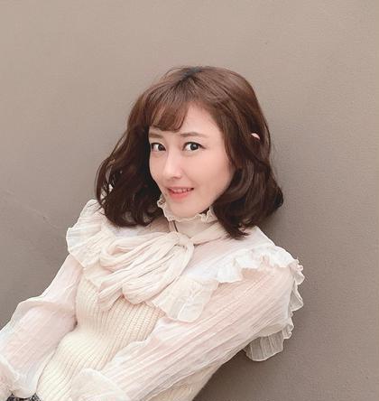 【髪質改善】デザインカット+カラー+3stepトリートメント¥11880#ロング料金別途+¥1600