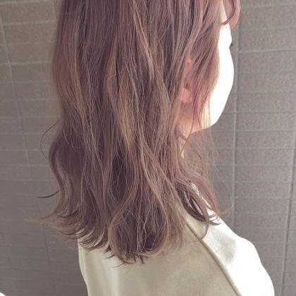 【7500円OFF🌟】ケアブリーチ1回+透明感カラー