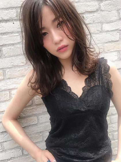 人気 No. 1    BRILLIA オリジナルカラー➕スチーム付きトリートメント➕前髪カット【なしでも可能】