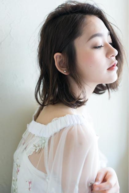 【大人気メニュー】外国人風カラー+トリートメント