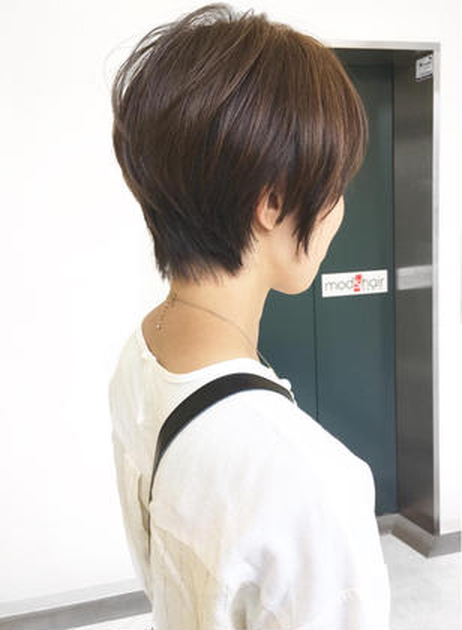 mod's hair仙台長町所属・越後裕介のスタイル