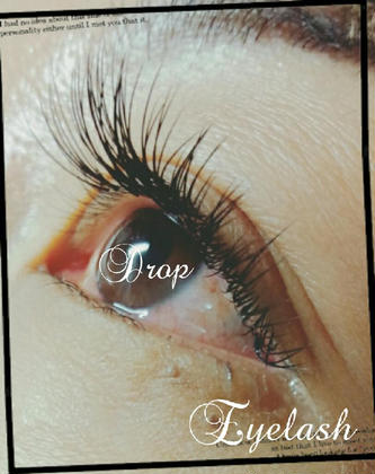 Drop Nail&Eyelash所属のDrop新鎌ヶ谷のマツエクデザイン