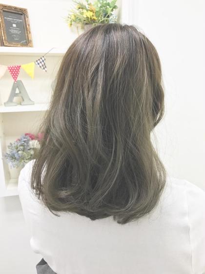 Ash所属・持田真菜のスタイル