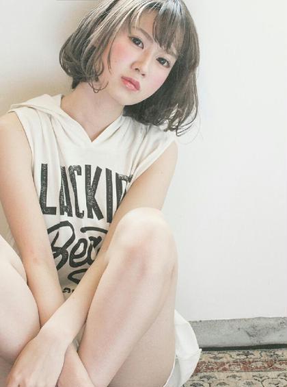 RavoHAIR 所属・Ravohair吉村夏美のスタイル
