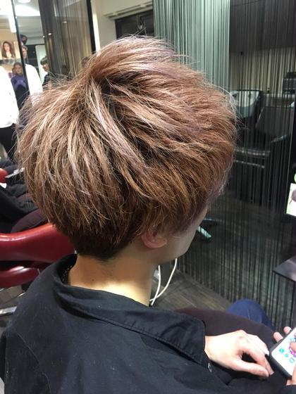 徳永実沙のメンズヘアスタイル・髪型