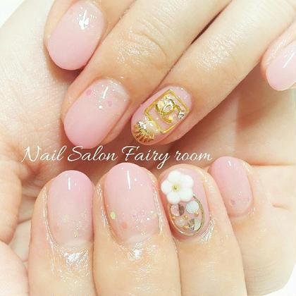 香水瓶ネイル❤ NailSalon Fairy room所属・♡じゅんこ♡のフォト