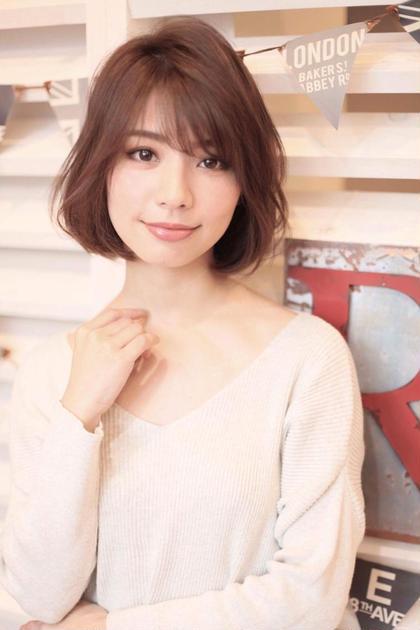 agu hair fran所属・aguhairfran盛岡本宮店のスタイル