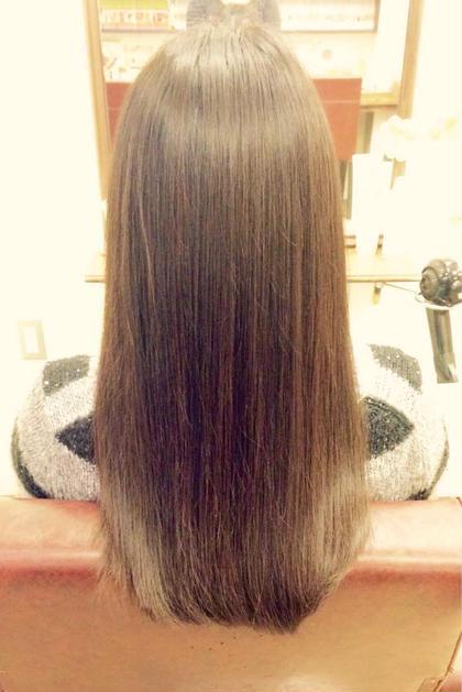 ✴️縮毛矯正 &美艶 トリートメント✴️
