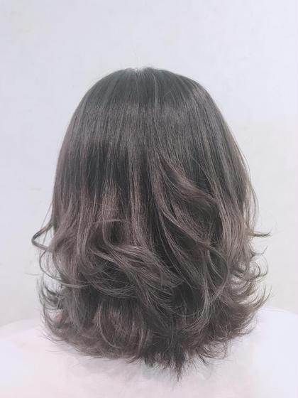 DEAR-LOGUE下北沢店所属のsatake.のヘアカタログ