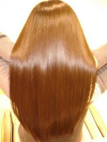 ロング こんな髪質・・・なれますよ◎