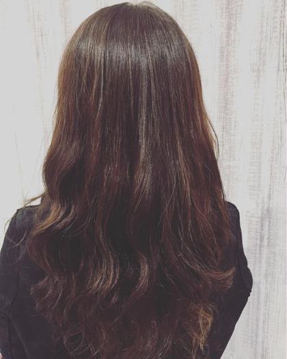 ✨✨コアケアで最高級の髪質改善&ケア✨✨ hair salon Emiille所属・数井大輝のスタイル