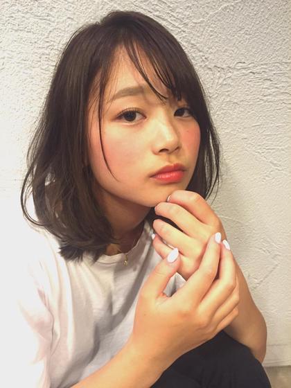いつも来てくださる仲良しなモデルさん☆ iPhoneでパシャッと♡ Arouse by afloat所属・北澤怜子のスタイル