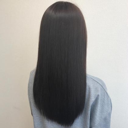 ❤オープン記念のお値段❤人気NO.1❤話題の髪質改善カラーエステ❤自分史上最高のツヤ髪へ【髪質改善カラー&カット】