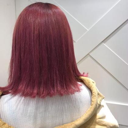 "💃🏼Women menu💃🏼 ""Color .or. Perm""+HAHONIKO Treatment"
