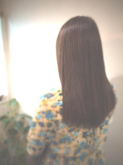 ウォータースパで艶髪へ… ToSua所属・中村順一のスタイル