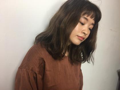 NOLUE所属・三上志織のスタイル