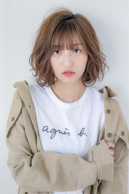 🌟人気NO.3🌟新規様限定🙇♂️前髪カット+透明感カラー+ミストトリートメント✨