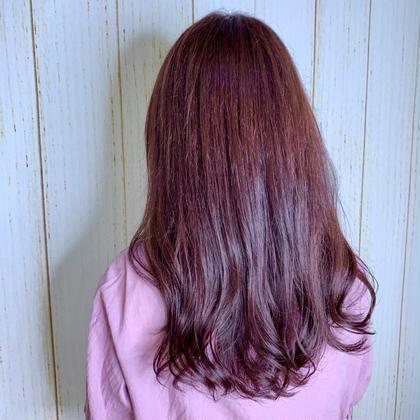 ✨暖色カラー✨レッド、ピンク、パープルなど可愛い暖色にしたい方!