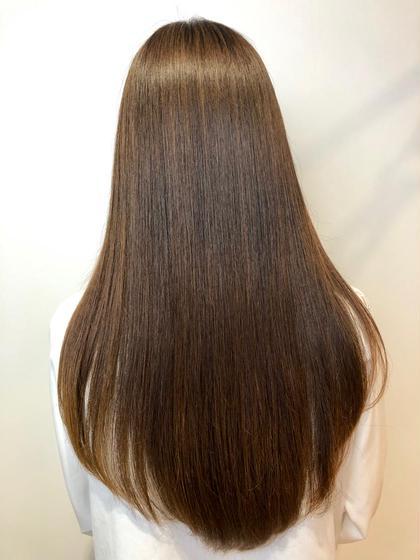 🉐 髪質改善🦋美髪チャージ&カット & 縮毛矯正 & トリートメント