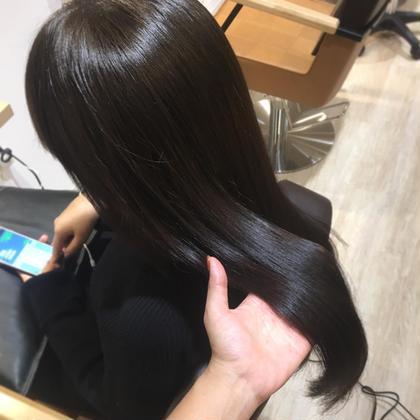 イルミナカラー+Tokioトリートメント Eleanor新宿所属・澤野浩美のスタイル
