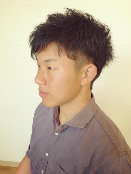 2ブロック ヘアサロン  Chill~チル~  本厚木所属・武田リュウのスタイル