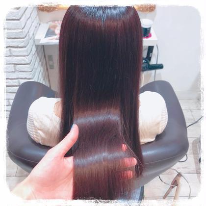 👑髪質改善👑小顔カット+TOKIOトリートメント