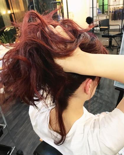 【1日1名限定!】✨トリートメント入りオリジナルカラー+前髪カット✨
