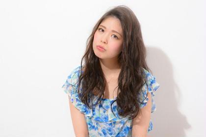 かきあげバング ヘアメイクPRIMO本川越店所属・佐藤晴香のスタイル