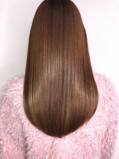 ♠︎髪質改善トリートメントプラスカットカラー