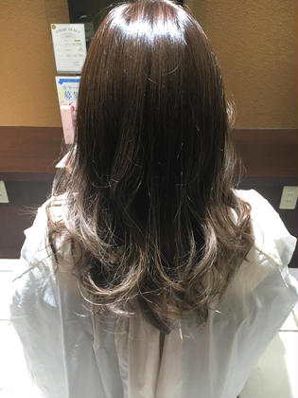 Lee枚方所属・山下志穂のスタイル