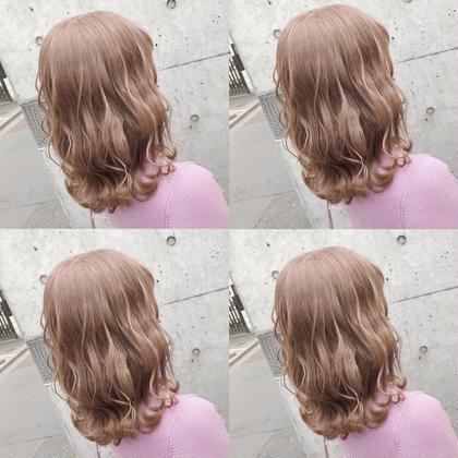 🎉1日2名様限定💗透明感100%ブリーチなし外国人風イルミナカラー💗➕カット➕8step髪質改善トリートメント