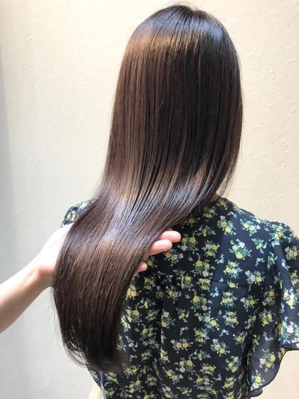【何回でもOK】似合わせカット+大人気✨oggiotto✨髪質改善水分補給トリートメント(6step)SB込