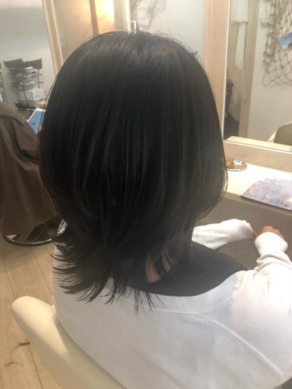 🌼【カット+オージュアヘッドスパ】🌼