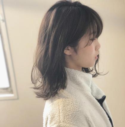 2019年予約no1✨イルミナカラー&最高級oggiottoトリートメント