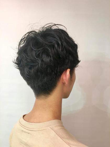 👉👉直毛でお悩みの方🌈メンズカット ➕ノーダメージパーマ