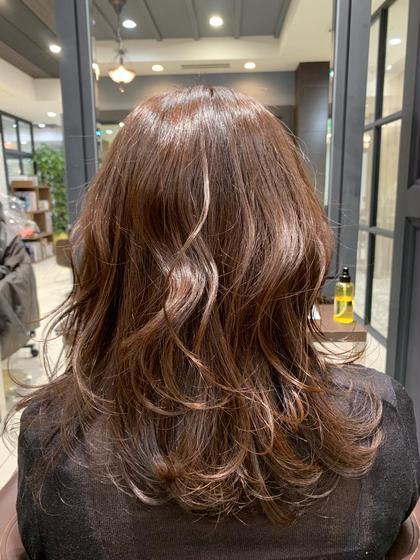 Hair&NailMUSE新浦安店所属・小森美穂のスタイル