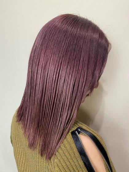 ♡ 女性限定cut +color  (one color)