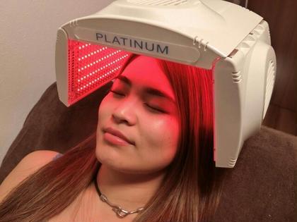頭皮のスカルプケア1ヶ月(計4来店)お試しプラン💆♂️赤色LED照射30分💆♀️高機能スカルプエッセンス付き