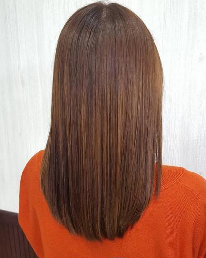 【モデル募集】✨縮毛矯正✨頑固なくせ毛に是非🌹